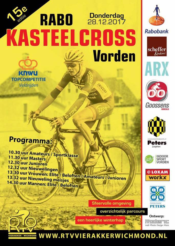 Flyer kasteelcross 2017