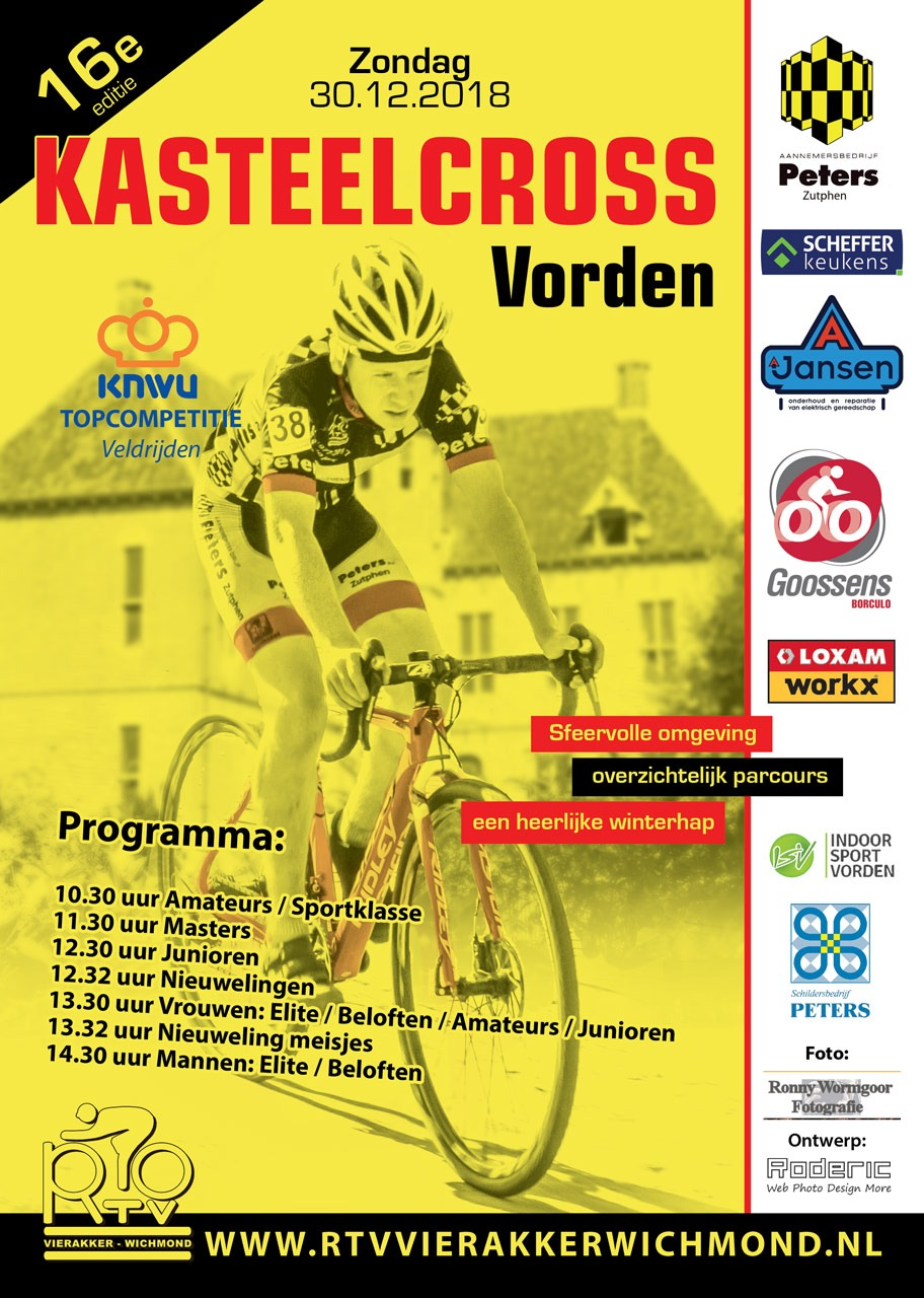 Flyer cross 2018